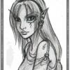 Vom Charakterbogen: Lanyana
