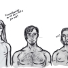 Cyruion, Garion und William