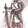 Garion von Arivor, Aquarell