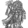 Skizzen Cyruion und Vitus