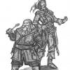 Skizzen Tarambosch und William