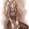 Lanyana (gezeichnet von Stefanie Führmann)