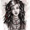 Neferu Portrait (gezeichnet von Nattravn)