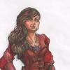 Neferu mags rot (gezeichnet von Nebeah)