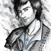 Phexdan Portrait (gezeichnet von Nattravn)